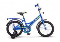 Складной велосипед Stels Pilot 410 Z011 (2017) малиновый 13.5