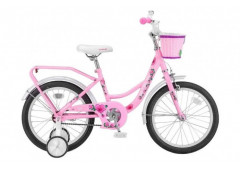 Детский велосипед Stels Flyte Lady 16 Z011 (2018) голубой Один размер