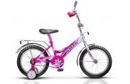 Детский велосипед Stels Talisman 16 (2014) chrome (2014)
