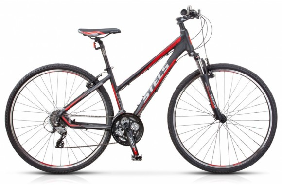 Женский велосипед Stels 700C Cross 150 Lady (2014)