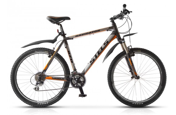 Горный велосипед Stels Navigator 870 (2014)