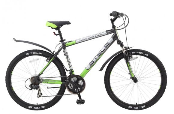 Горный велосипед Stels Navigator 600 (2014)