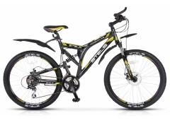 Двухподвесный велосипед Stels Adrenalin Disc (2014)