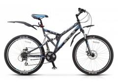 Двухподвесный велосипед Stels Challenger Disc (2014)