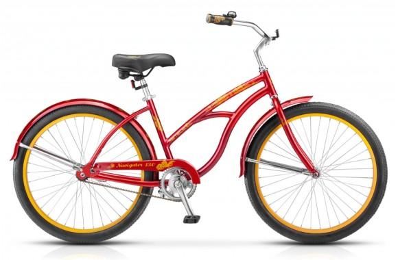 Женский велосипед Stels Navigator 130 Lady 1-sp (2014)