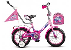 Детский велосипед Stels Dolphin 14 (2014)