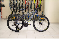 Велосипед Stels Navigator 720 D 27.5