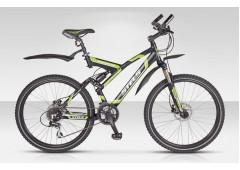 Двухподвесный велосипед Stels NAVIGATOR Disc (2013)