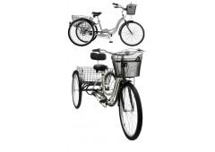 Комфортный велосипед Stels Energy III (2010)
