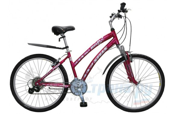 Женский велосипед Stels Miss 7100 (2010)