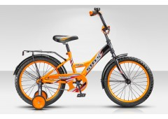 Детский велосипед Stels Talisman black 16 (2014)