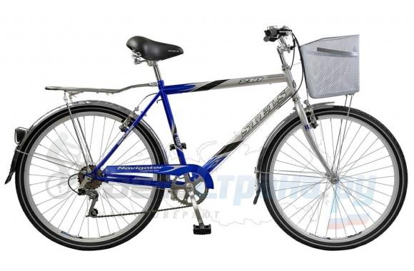 Комфортный велосипед Stels Navigator 210 (2008)