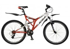 """Двухподвесный велосипед Stels Challenger 26"""" (2010)"""