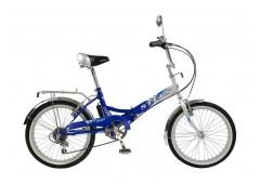 """Складной велосипед Stels Pilot 450 20"""" (2010)"""