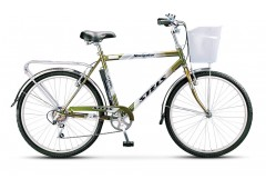 Комфортный велосипед Stels Navigator 210 (2012)