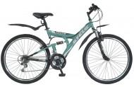 Двухподвесный велосипед Stels Focus 21 скорость (2011)