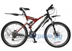 Двухподвесный велосипед Stels Navigator Disc (2008)