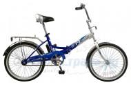 """Складной велосипед Stels Pilot 410 20"""" (2009)"""
