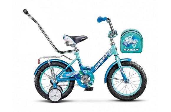 Детский велосипед Stels Dolphin 12 (2012)