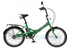 Складной велосипед Stels Pilot 430 (2008)