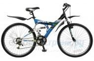Двухподвесный велосипед Stels Focus (2009)