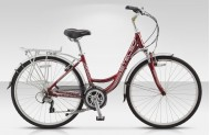 Женский велосипед Stels 700 Cross 110 lady (2014)
