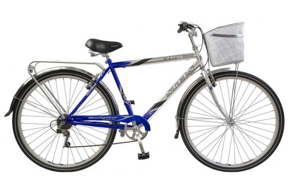 Комфортный велосипед Stels Navigator 310 (2011)