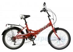 Складной велосипед Stels Pilot 455 (2008)