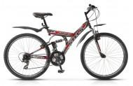 Двухподвесный велосипед Stels Focus 21 скорость (2012)