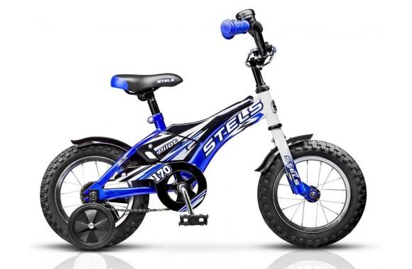 Детский велосипед Stels Pilot 170 12 (2012)