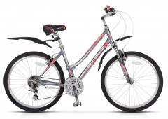Женский велосипед Stels Miss 9100 (2013)