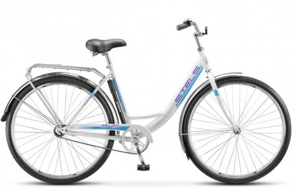 Женский велосипед Stels Navigator 345 (2017) коричневый 20