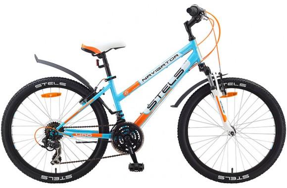 Горный велосипед Stels Navigator 400 V (2016)
