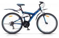Двухподвесный велосипед Stels Focus V 26 21-sp (V030) (2018)