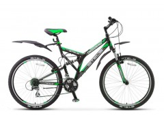 Двухподвесный велосипед Stels Crosswind 21-sp (2017)