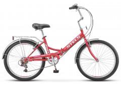 Складной велосипед Stels Pilot 750 24 (Z010) (2018)