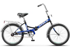 Складной велосипед Stels Pilot 410 (2017)