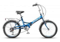 Складной велосипед Stels Pilot-450 20 (Z011) (2017)