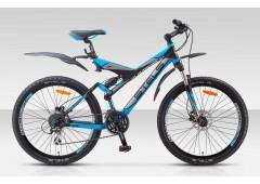 Двухподвесный велосипед Stels Navigator D (2016)