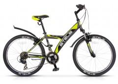 Подростковый велосипед Stels Navigator 410 V 24 18-sp (V030)