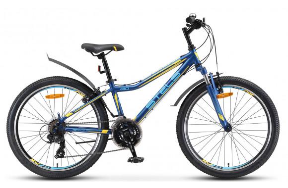 Велосипед Stels Navigator 410 V 24 21-sp V010 (2019)