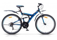 Двухподвесный велосипед Stels Focus V 21-sp (V030) (2017)