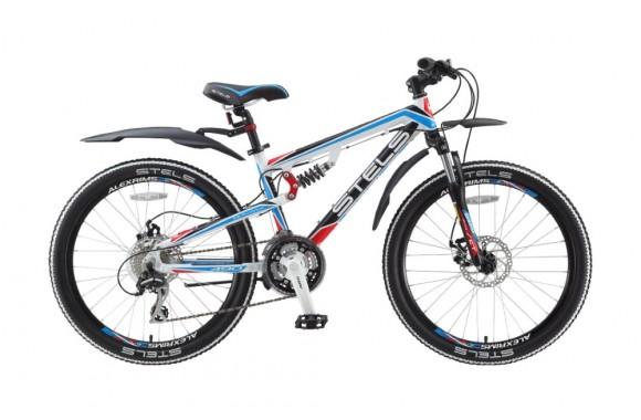 Подростковый велосипед Stels Navigator 490 MD (2015)