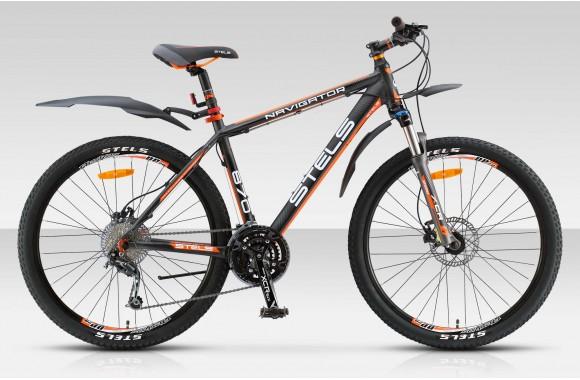 Горный велосипед Stels Navigator 870 D (2016)