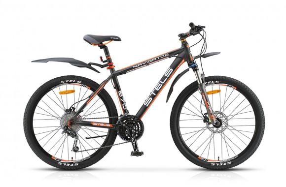 Горный велосипед Stels Navigator 870 D (2015)