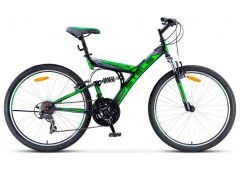 Двухподвесный велосипед Stels Focus MD 26 21-sp (V010)