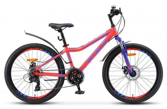 Велосипед Stels Navigator 410 MD 24 21-sp V010 (2019)
