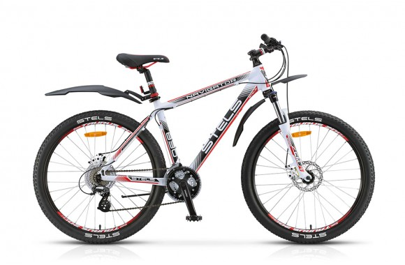 Горный велосипед Stels Navigator 830 MD (2015)