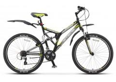 Двухподвесный велосипед Stels Challenger V (2017)