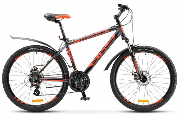 Горный велосипед Stels Navigator 630 MD (2017)